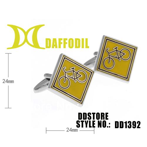 Bouton manchette grossiste fashion cuff link supplier DDstore Mens cuff link accept custom made DD1392(China (Mainland))