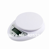 Free shipping  New 5KG/1G Digital LCD Electronic Kitchen Postal Scales