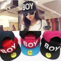 Gd flat-brimmed hat flat cap boy baseball cap ny cap hiphop hip-hop hat