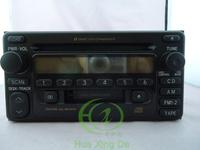 TOYOTA HIGHLANDER 56816 6 disc CD player 86120-48130 Matsushita 01 02 03 year up CQ-ET8060AK US ver
