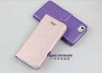 Mobile case, PU material , Silk Print Style, compatible for Iphone 5, multicolors,Free shipping