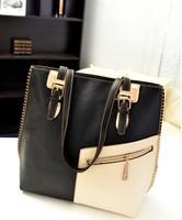 Free/drop shipping assorted colors chain women messenger bags shoulder bags  women  handbag women tote bags