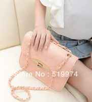 2013 women's handbag Dimond plaid embroidered chain sweet gentlewomen bags