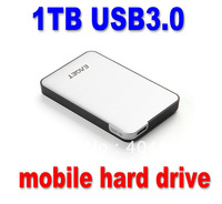 Best Quality!  G30 mobile hard drive high speed 1TB usb3.0, Free Shipping