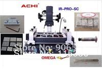 DHL Free shipping Offical Agent ACHI IR PRO SC V4 Welding BGA Rework Station with 5 in 1 reballing kit