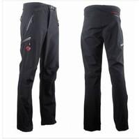 outdoor waterproof windproof Trousers Man Hot Brand medium thickness , assault pants , men warm Fleece Trousers male