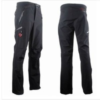 outdoor waterproof windproof Trousers Man Hot Brand medium thickness , assault pants , men warm Fleece Trousers male