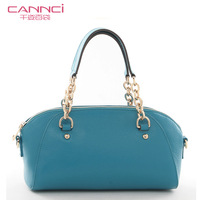 Genuine leather chain women's handbag 2013 spring and summer women's handbag fashion leather bag 2011170