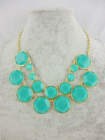 High quality resin necklace