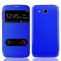 Flip PU Leather Case Smart Cover For Samsung Galaxy MEGA 5.8 GT-I9152/GT-I9158 8 Colors