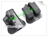 Free shipping G17 Rotatable Holsters + The Bullet Backet Black Color