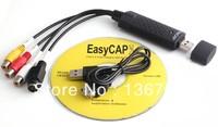 Easycap USB 2.0 Video TV DVD VHS Audio Capture Adapter