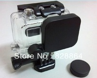Free Shipping! For Gopro Sport Camera HD Hero3 Lens Cover and Housing Lens Cover