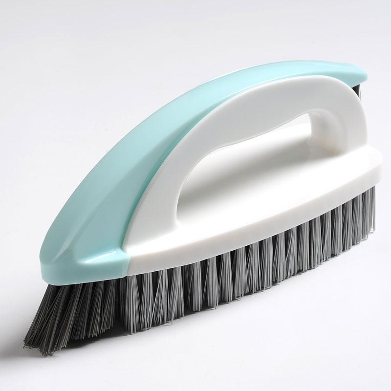 Lec dual-purpose brush cleaning bathroom cleaning brush wall floor brush(China (Mainland))