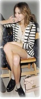 winter 2013 spring black and white stripe outerwear  women's slim suit /blazer,free shipping,#0064