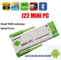 Quad core RK3188 Google TV Box J22 Android 4.2 2GB RAM 8GB ROM 1.8GHz Max Bluetooth Wifi Google TV Player HDMI J22
