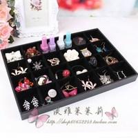 Jewelry tray bracelet box vintage storage box