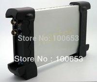 Hantek 6022BE  2CH 20Mhz Bandwidth,48MSa/s PC Based USB Digital Storage Virtual Oscilloscope,free shipping!