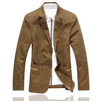 2013 autumn men's suits, high-end menswear  Fashion men's suit jacket ,High quality solid color suits men