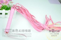 Novelty fun sex products Pink whip high quality knout s bullweed 65cm