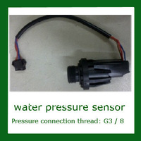 Wholesale Water Pressure Sensor,Gas Pressure Sensor, Pressure Transmitter G3/8 3 2CS/LOT Dropshipping