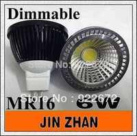 Free shipping,10pcs/lot High power 3W 6W 9W 12W COB GU10 E27 E14 MR16 LED Spotlight Bulb lamp 220V 110V CE & RoHS
