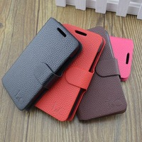 Free Shipping Top Quality Series leather case For Lenovo  S820 cell phone Classic design