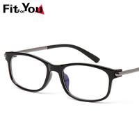 Glasses frame black glasses vintage metal eyeglasses frame glasses frame myopia