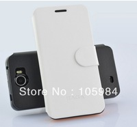 Leathe Case (PU)  Flip Cover  For XYZ X1