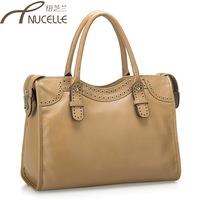 Shoulder bag 2013 women's handbag cowhide fashion vintage casual handbag cross-body bag