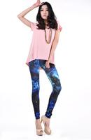 Free shipping Women's Fashion sexy Leggings Stretch Skinny Leg Pants Jeggings Cheap price K103