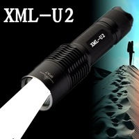 Light shenhuo charge flashlight xml u2 t6 led waterproof household 26650