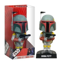 FUNKO wacky wobbler star wars Boba Fett BOBBLE HEAD FIGURE