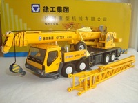 Xcmg mechanical 70g crane of xcmg crane alloy engineering car model