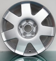 Aluminum wheels vw 14 the baltic car aluminum alloy rim wire