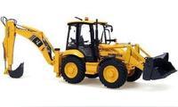 Uh small komatsu wb97s both ends digging machine forkfuls truck model 8015