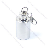 Free Shipping Mini Stainless Steel Alcohol Flask Liquor Bottle