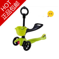 Of 120-metre-tall scooter meter child tricycle skateboard skating car three-in multifunctional mini micro