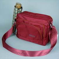 Women's handbag nylon cross-body one shoulder bag outdoor zipper sports casual small bag