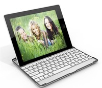 Aluminium Keyboard For iPad 2  3  4  Freeshipping