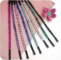 Sexy rhinestone all-match bead underwear bra shoulder strap all-match u.s. back underwear replacement shoulder strap