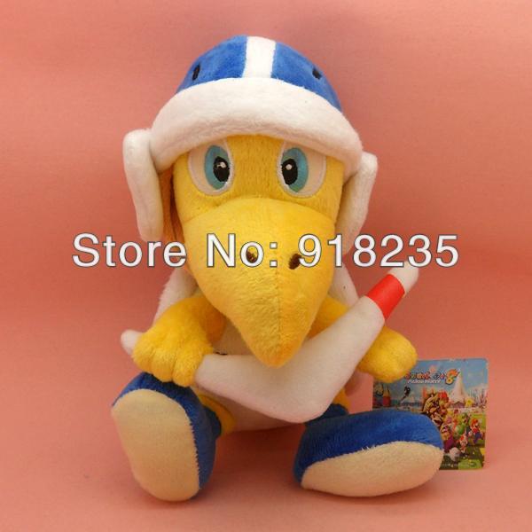 "Free Shipping EMS 30/Lot Super Mario Bros 8"" Koopa Troopa Boomerang Plush Doll Stuffed Toy Wholesale(China (Mainland))"