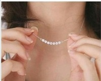 2013 Free Shiping Han Edition To Laugh At Starry Necklace Jewelry Fair Maiden
