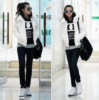 2013 Korean version of a short section of large size women thick winter coat jacket Slim ladies padded jacket, coat down, design