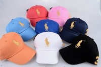8 pieces 2013 brand desinger sport Active Outdoor Sports Fit Ball Hat Unisex Cotton Washable red blue Baseball Cap for Men Women