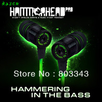 Razer Hammerhead Pro, Analog Gaming & Music In-Ear Headset, Original & Brand New in BOX, Free Shipping
