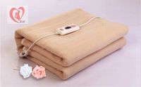 size 150*130cm 2013 intelligent electric heating blanket double electric bed electric heating pad electric heating pad
