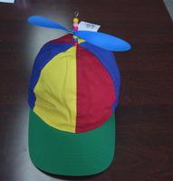 Funny helicopter baseball cap propellar hats 100% cotton baseball cap