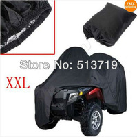 Free shipping Quad bike / ATV / ATC cover Water Proof SizesBlack XXL Available