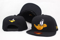 Donald blue/yellow Duck Children's Snapback caps Free Shipping